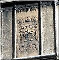 NJ9308 : King's College Chapel heraldry XIV by Bill Harrison