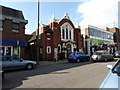 TQ3323 : United Reformed Church, South Street, Haywards Heath by PAUL FARMER