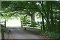 TQ0750 : Fullers Farm Road at Fullers Farm by Hugh Craddock