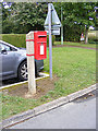 TM1141 : 37 Fen View Postbox by Adrian Cable