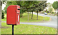 J0648 : Postbox, Gilford by Albert Bridge