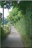 TQ0651 : Blake's Lane by Hugh Craddock