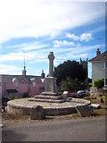 SX4563 : Bere Ferrers War Memorial by Rod Allday