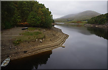 NN5207 : Glen Finglas Reservoir by Ian Taylor