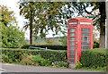 """J0633 : """"K"""" type telephone box, Jerrettspass by Albert Bridge"""