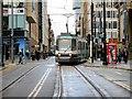 SJ8498 : Manchester, Mosley Street by David Dixon