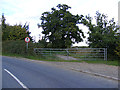 TL9840 : Former Holt Road by Adrian Cable