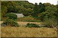 SH5945 : Dinas-ddu, Gwynedd by Peter Trimming