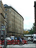 NS5964 : Bell Street warehouse by Thomas Nugent
