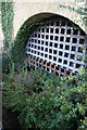 SP6259 : Portcullis - Weedon Bec by Chris Allen