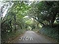SW7829 : Carlidnack Road, Mawnan Smith by Steve  Fareham