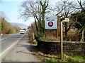 SS7791 : Ynys Park board near Cwmavon by Jaggery