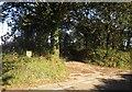 SX3562 : Junction near Connemara Farm by Derek Harper
