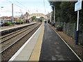 NS4362 : Johnstone railway station, Renfrewshire by Nigel Thompson