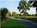 SO9172 : A448 near Woodcote Green by Jonathan Billinger