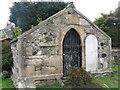 NT2072 : The Mackie Mausoleum by M J Richardson