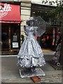 TQ3080 : Living Statue - Silver by Rob Farrow