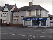 ST3288 : Former House Clearance & Shop, Maindee, Newport by Jaggery