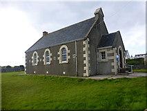 NB1536 : Church Of Scotland, Lochs In Bernera by Rude Health