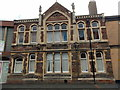 SJ6411 : Edwardian section of a former public library in Wellington by Jaggery