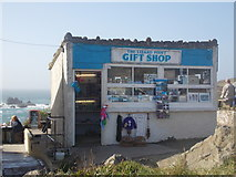 SW7011 : The Lizard: The Lizard Point Gift Shop by Chris Downer