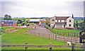 SK7409 : Site of former John o'Gaunt station, 1998 by Ben Brooksbank