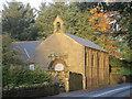 NT9342 : Former Church, Duddo by James Denham
