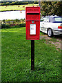 TL8641 : Stour Street Postbox by Adrian Cable