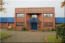 TA0827 : The Louis Pearlman Centre on Goulton Street, Hull by Ian S