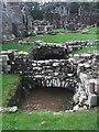 SD2171 : Furness Abbey - Culverted stream by Rob Farrow