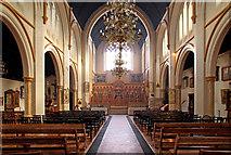 TQ2876 : St Bartholomew, (now St Nectarios), Battersea - East end by John Salmon
