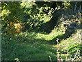 SE0820 : Church Lane, Elland FP86 by Humphrey Bolton