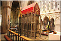 TL1407 : Shrine of St.Alban by Richard Croft