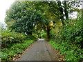 SO4903 : Parkhouse Lane by Jonathan Billinger