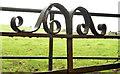 J4681 : Two gates, Crawfordsburn (2) by Albert Bridge
