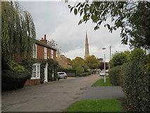 TF1505 : Rectory Lane, Glinton by Paul Bryan