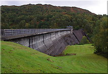 NN5207 : Glen Finglas Dam by Ian Taylor