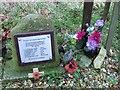SK8244 : WWII air crash memorial by Tony Hibberd