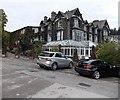 SD3787 : Lakeside Hotel, Lakeside by Jaggery