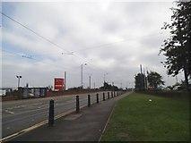 SO9297 : Bilston Road by Gordon Griffiths
