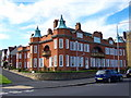 TA0487 : Red Court / The Royal, Esplanade, South Cliff, Scarborough - 1 by Terry Robinson