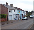 ST4287 : Langley Terrace, Magor by Jaggery