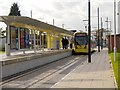 SJ9399 : Metrolink Terminus, Ashton-Under-Lyne by David Dixon