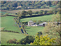 NZ8607 : Farm in the Esk Valley by Pauline E