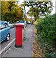 TQ2294 : Busy Hendon Wood Lane by Des Blenkinsopp