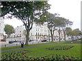 TQ2904 : Palmeira Square, Hove by Paul Gillett