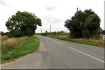 SP4200 : Netherton Road on Rose Hill by Steve Daniels