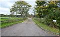 TQ5731 : Driveway to Forest Farm by Julian P Guffogg