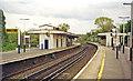 TQ3669 : Kent House station, 1999 by Ben Brooksbank