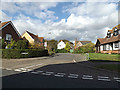 TM3863 : Orwell Avenue, Saxmundham by Adrian Cable